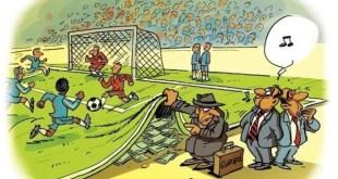 Algunas sospechas sobre el fútbol en Bélgica