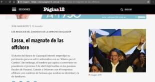 Medios de comunicación ecuatorianos multados por ocultar información