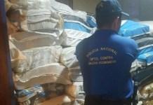 Encuentran en Paraguay 30 toneladas de billetes venezolanos escondidas en una vivienda. Foto: Andes/noticiaaldia