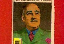 Portada de Albacete durante el franquismo. Los años sombrios, de Andrés Gómez Flores, editada por Ataban.