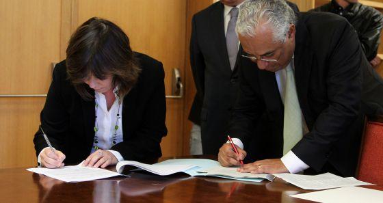 Europa silencia que el gobierno de izquierdas de Portugal marcha bien
