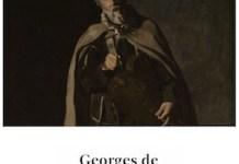 Cartel de la exposición sobre La Tour en el museo de El Prado