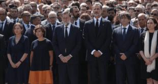 """""""¡No tengo miedo!"""": España unida ante el terrorismo"""