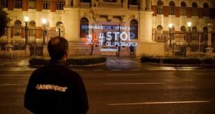 Greenpeace pide que España vote contra el glifosato