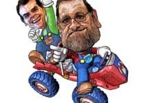 Xulio Formoso: Mariano Rajoy y Albert Rivera