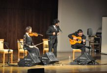 Concierto Andalucía Flamenca. Rancapino Chico, Antonio Higuero y Sophia Quarenghi. Fotos CNDM (Centro Nacional de Difusión Musical