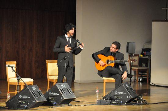 Andalucía Flamenca. Rancapino Chico y Antonio Higuero. Fotos CNDM