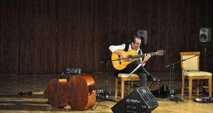 Pepe Habichuela en el Auditorio nacional. Madrid 19 de febrero 2016
