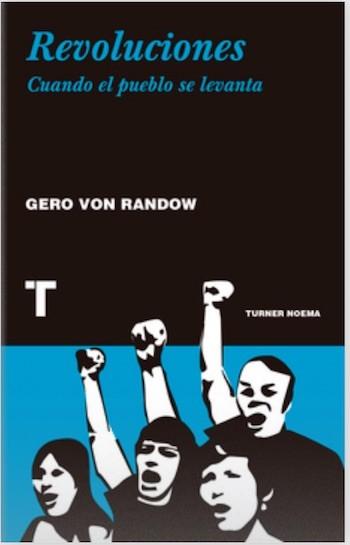 Revoluciones, Gero Von Randow, portada Turner
