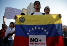 Revueltas Venezuela