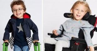 Discapacidad: Marks & Spencer crea una ropa para niños