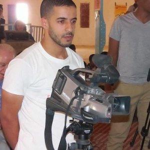 Said Amidan, uno de los miembros de Equipe Media condenados