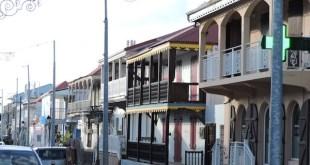 San Martín: Marigot, casco antiguo