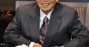 """Un japonés desahuciado organiza una """"velada del adiós"""""""
