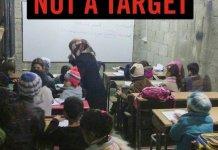 Las escuelas en sótanos montadas por Save the Children en Alepo han dejado de ser seguras