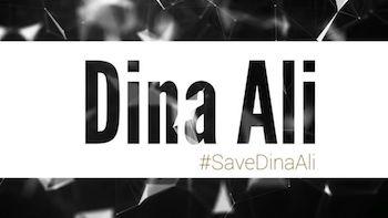 #SaveDinaAli