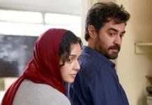 Shahab Hosseini y Taraneh Alidousti, en una escena de El cliente