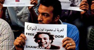 El fotoperiodista egipcio Shawkan cumplirá cuatro años en prisión