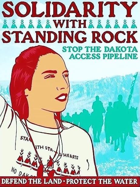 Sioux ganan batalla medioambiental en Standing Rock
