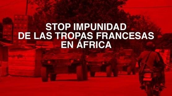 Abusos sexuales de militares franceses destacados en África