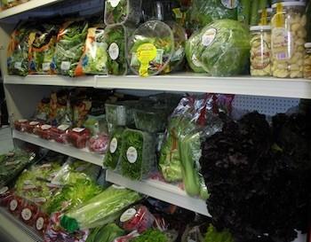 Alimentos de consumo preferente en supermercados