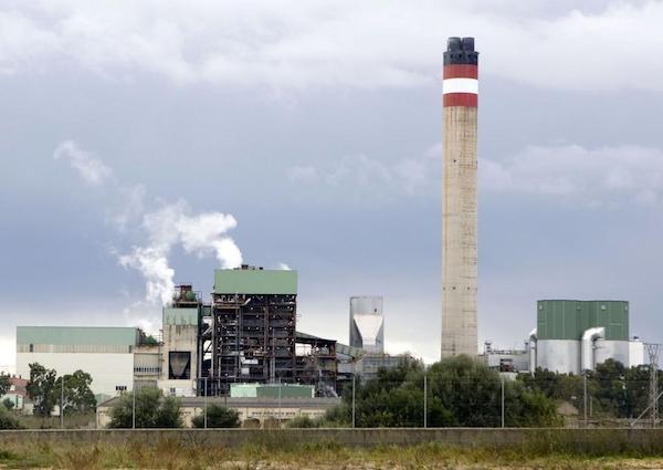 térmica de carbón de Es Murterar