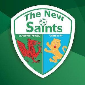 Escudo del The New Saints.