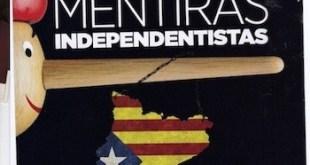 Cataluña: la mentira, como argumento histórico