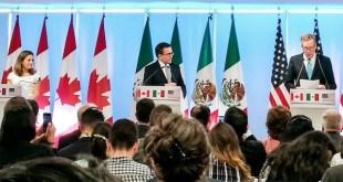 A debate los beneficios del TLCAN para EE. UU. y México