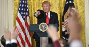 Donald Trump gallina de los huevos de oro para la prensa