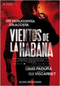Vientos de La Habana, cartel