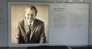 Willy Brandt, cartel electoral