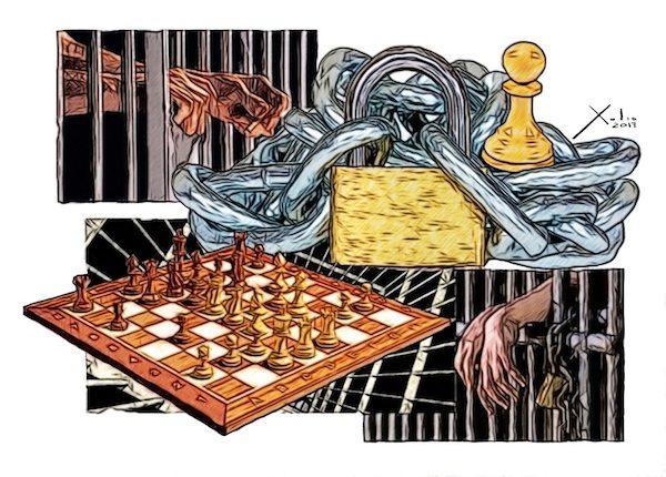 Xulio Formoso: el ajedrez en las cárceles