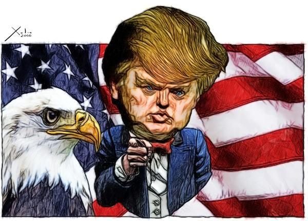 Xulio Formoso: Donald Trump