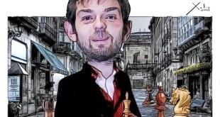 Iván Salgado, el ajedrez ourensano en la cúspide española