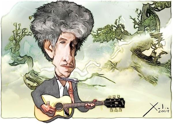Xulio Formoso: Bob Dylan poeta