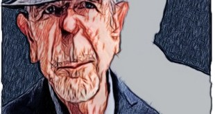 Homenaje a Leonard Cohen en el primer aniversario de su muerte