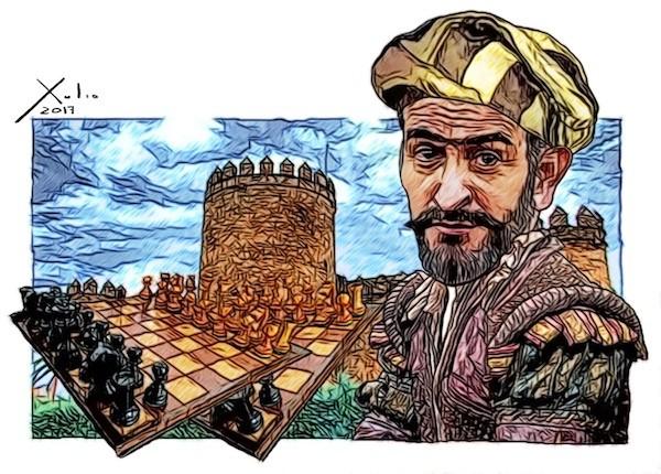 Rodrigo, Ruy, López de Segura por Xulio Formoso