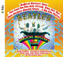 The Beatles - Magical Mystery Tour - cover art