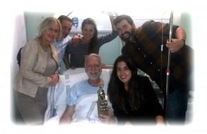 """La Junta de la APN visitó a Fernado Múgica momentos después de la retransmisión de nuestro programa """"La Hoja del Lunes"""""""