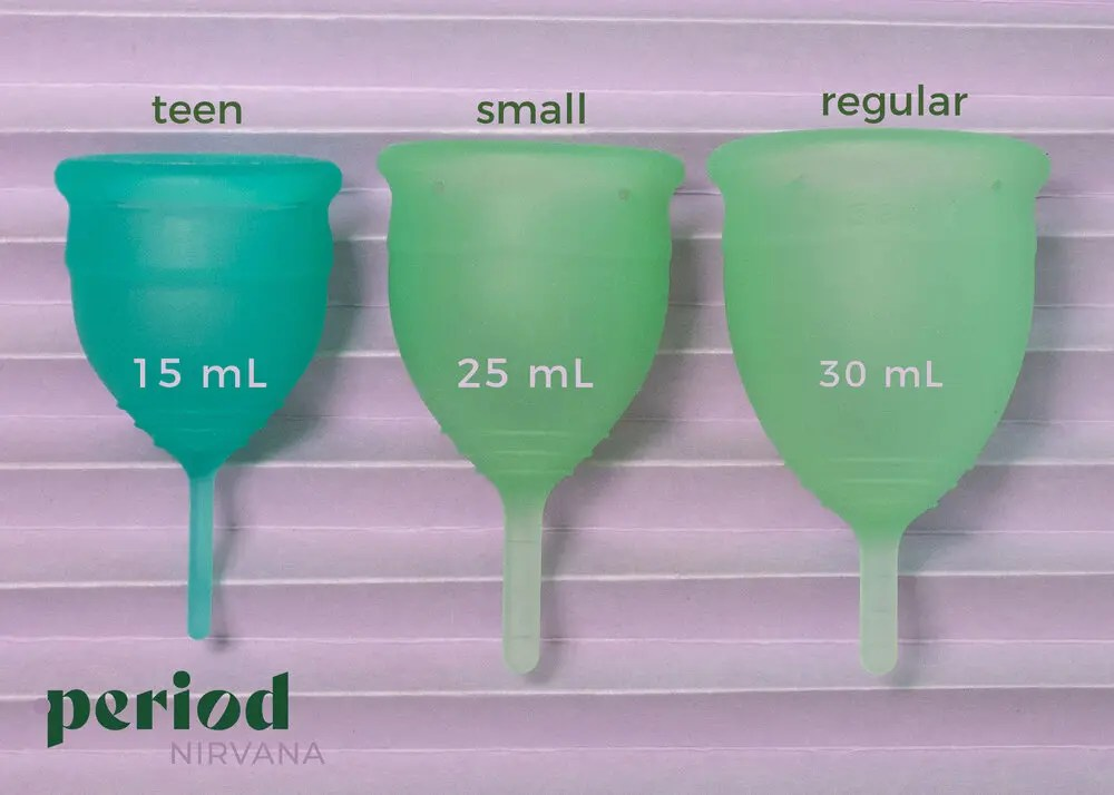 saalt menstrual cup sizes