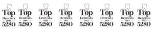 5280 Top Dentists 2008-2015