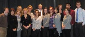 Periodontal Associates team