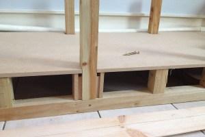 Frame construction 3