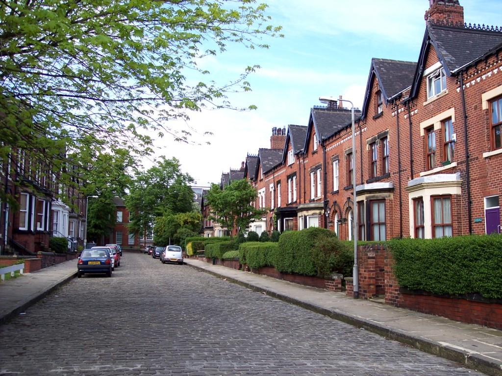 Period Terrace