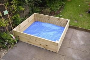 Sandpit Box
