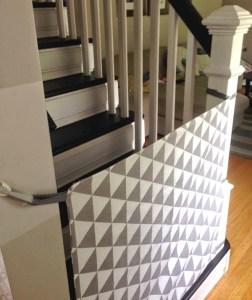 Fabric Baby Gate