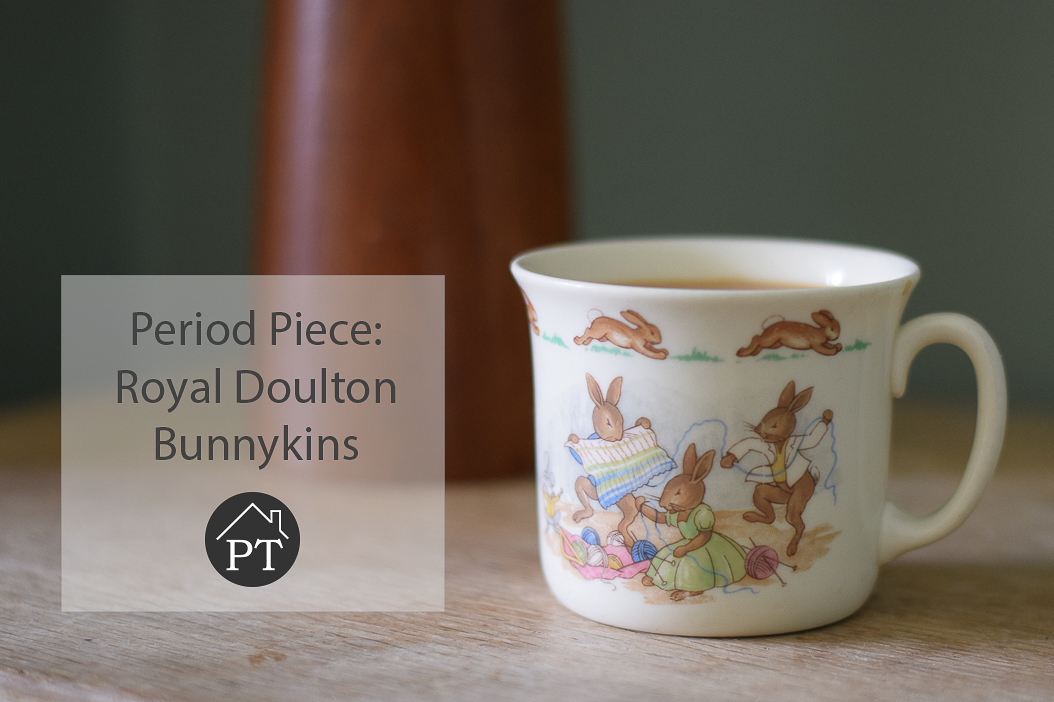 bunnykins period piece