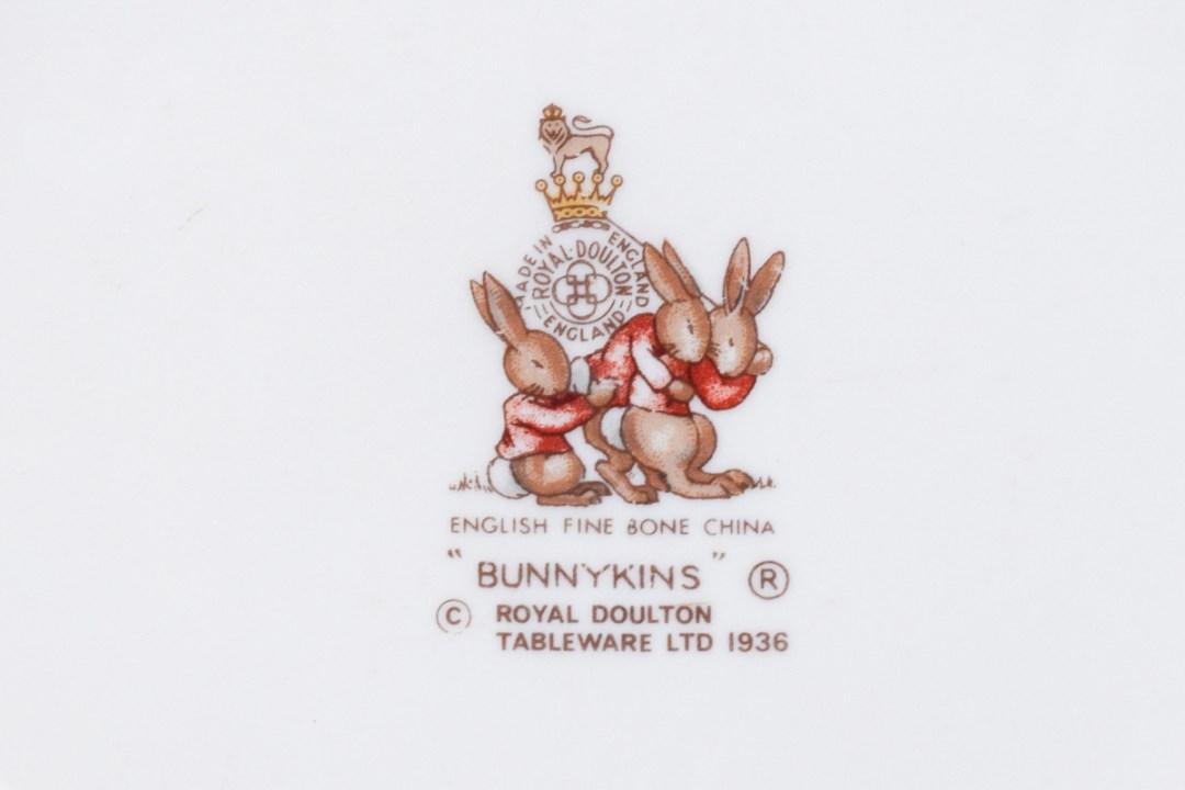 bunnykins crest
