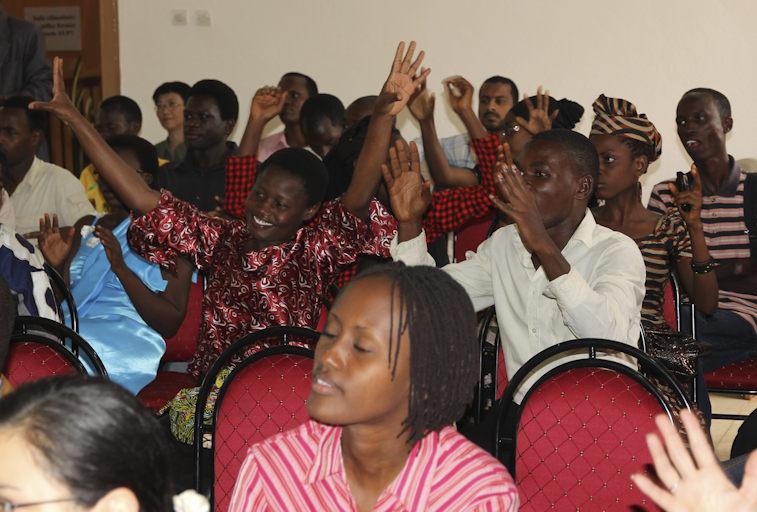 Day 10 – Bujumbura, Burundi (14 November 2011) Dedication Day (2/6)